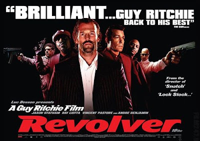 Revolver, guy ritchie, jason statham, ray liotta