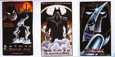 Batman, la máscara del fantasma, Bruce Timm