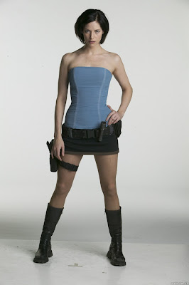 Resident Evil 2: Apocalipsis, milla jovovich, Alexander Witt, capcom