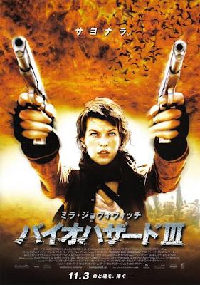 Resident Evil: Extinction, Russell Mulcahy, milla jovovich