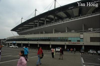 Stadium Piala Dunia Fifa 2002 Seoul