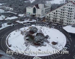 雪岳山温泉