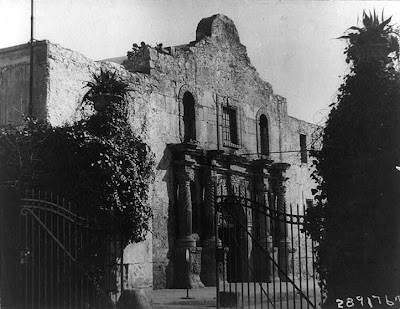 the Alamo San Antonio, Texas