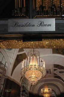 Waldorf Astoria Basildon Room