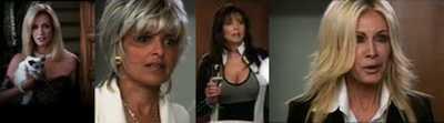 Donna Mills ~ Shari Belafonte ~ Deborah Shelton ~ Joan Van Ark