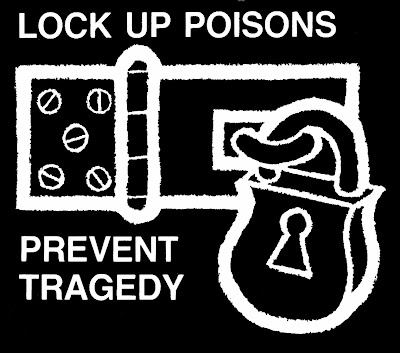 Click the Image for Poison Prevention T-Shirts and Gifts