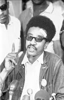 H. Rap Brown, SNCC, Credit Line: Library of Congress, Prints & Photographs Division, [reproduction number, LC-DIG-ppmsc-01263]