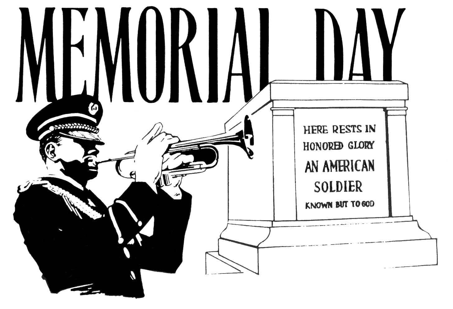 Memorial Day Honored Public Domain Clip Art Photos And Images