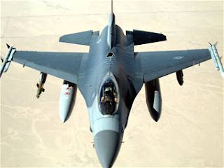 F-16C Fighting Falcon, U.S. Air Force photo