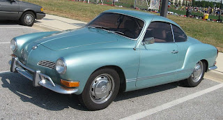 Karmann Ghia coupe, Author IFCAR. Permission All Rights Released.