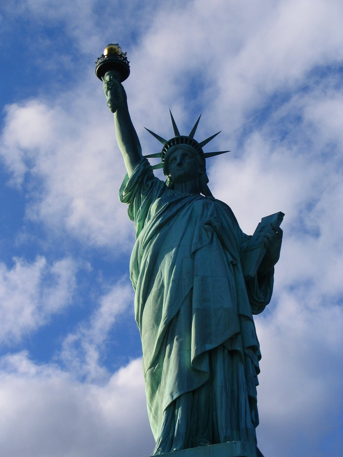 Statue of Liberty, Department of Interior, National Park Service