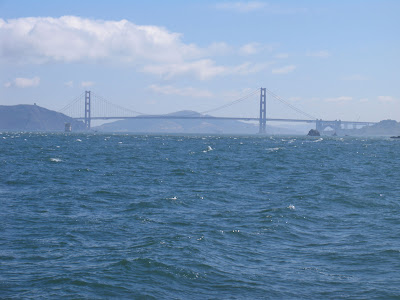 Golden Gate Bridge. (Photograph) courtesy of the U.S. Geological Survey