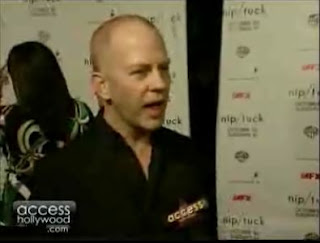 Ryan Murphy Creator Of Nip/Tuck At The Nip/Tuck Season 5 Premiere Party