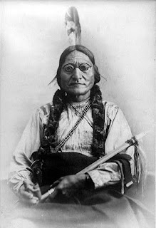 Native American Heritage Sitting Bull. Library of Congress Prints and Photographs Division Washington, D.C.