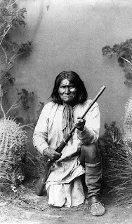 Native American Heritage Geronimo, Library of Congress, Prints & Photographs Division, [reproduction number, LC-USZ62-36613]