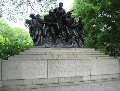 107th United Infantry Memorial Day