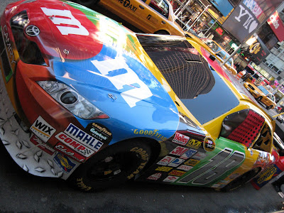 No. 18 M&M's Toyota Camry, Joe Gibbs Racing