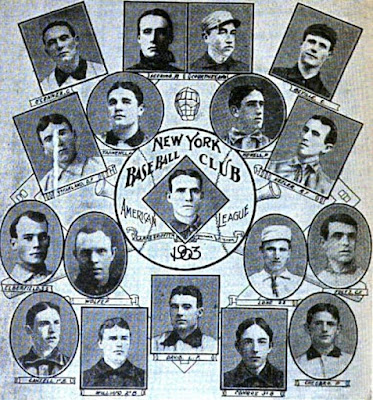 1903 New York Highlanders