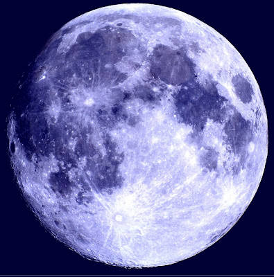 Blue Moon Public Domain Clip Art Photos and Images