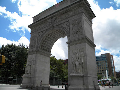 Washington Square Memorial Arch