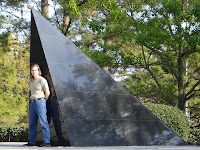 At the Houston Museum of Natural Science sundial