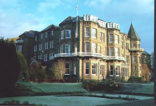 WW The Second World War Keswick Hotel During The Second World War - Keswick country house hotel