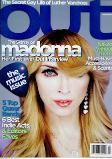 Madonna on Out