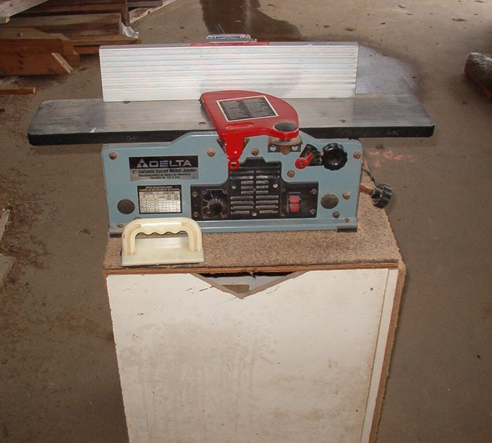 Xs Items Used Delta 6 Quot Bench Jointer