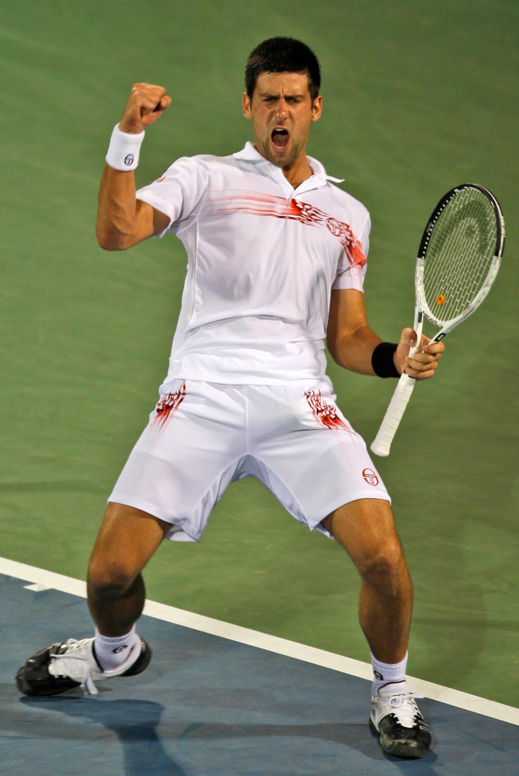 Novak Djokovic Nude Photos