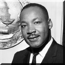 DR.MARTIN LUTHER KING JR