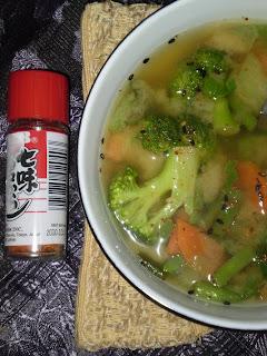 La chipilina parisina soupe miso aux l gumes - Soupe miso ingredient ...