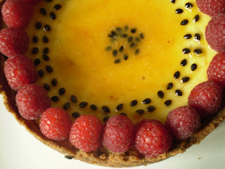 Cake Pulpe Fruits