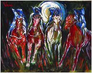 The Four Horsemen The Massacre