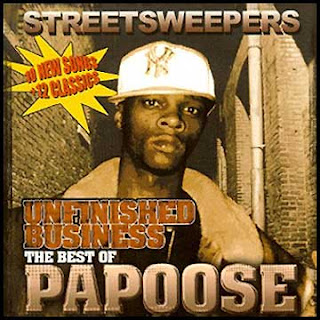 Papoose - Unfinished Business The Best Of Papoose
