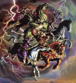The 4 Horsemen - Chapter 6 EP