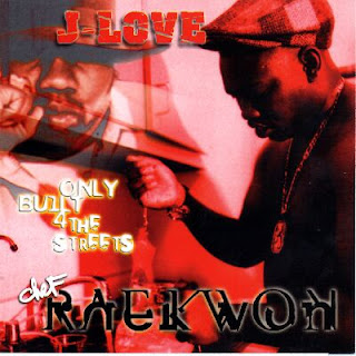 J-Love & Raekwon - Only Built 4 The Streets