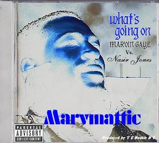 Nas Vs. Marvin Gaye - Marvmattic