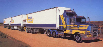 The Pictures Blog Of Mr Malao S Australian Roadtrains Part 1