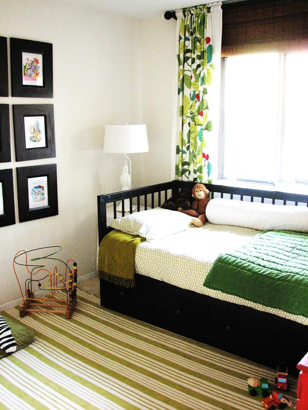 Our 70s Split Redo Part IV: Our Toddler's Bedroom