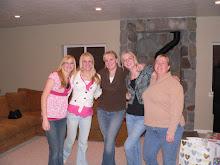 Dani, Whitney, Sarah, Jordan, Sandy