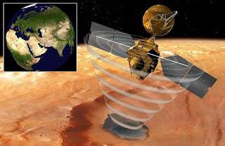 Google, NASA y Marte