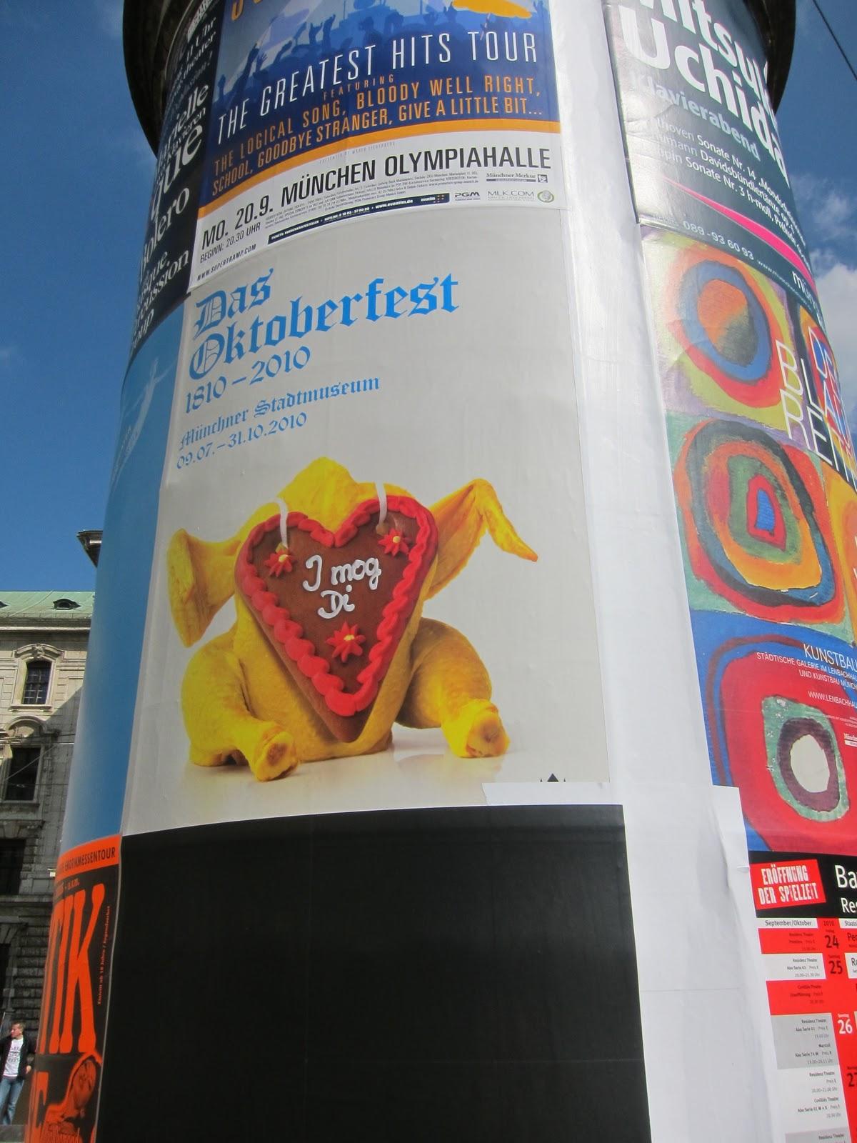 Luggage Tag...: Prost! Oktoberfest Day 1