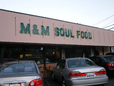 Leimert Park Eats: Mu0026M Soul Food