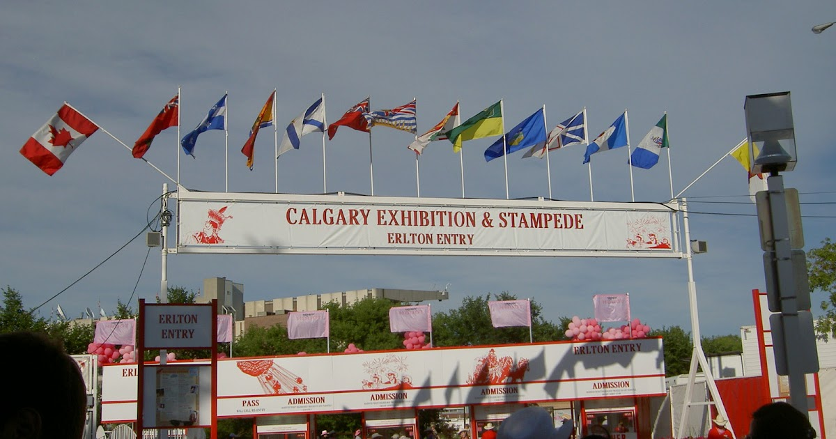 These Little Things Calgary Stampede Stampede Ground