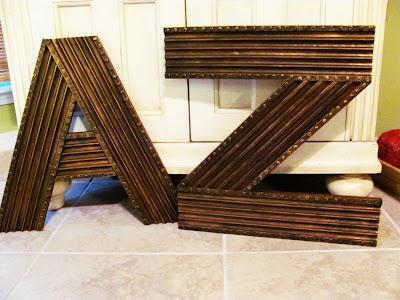 Decorative Letters