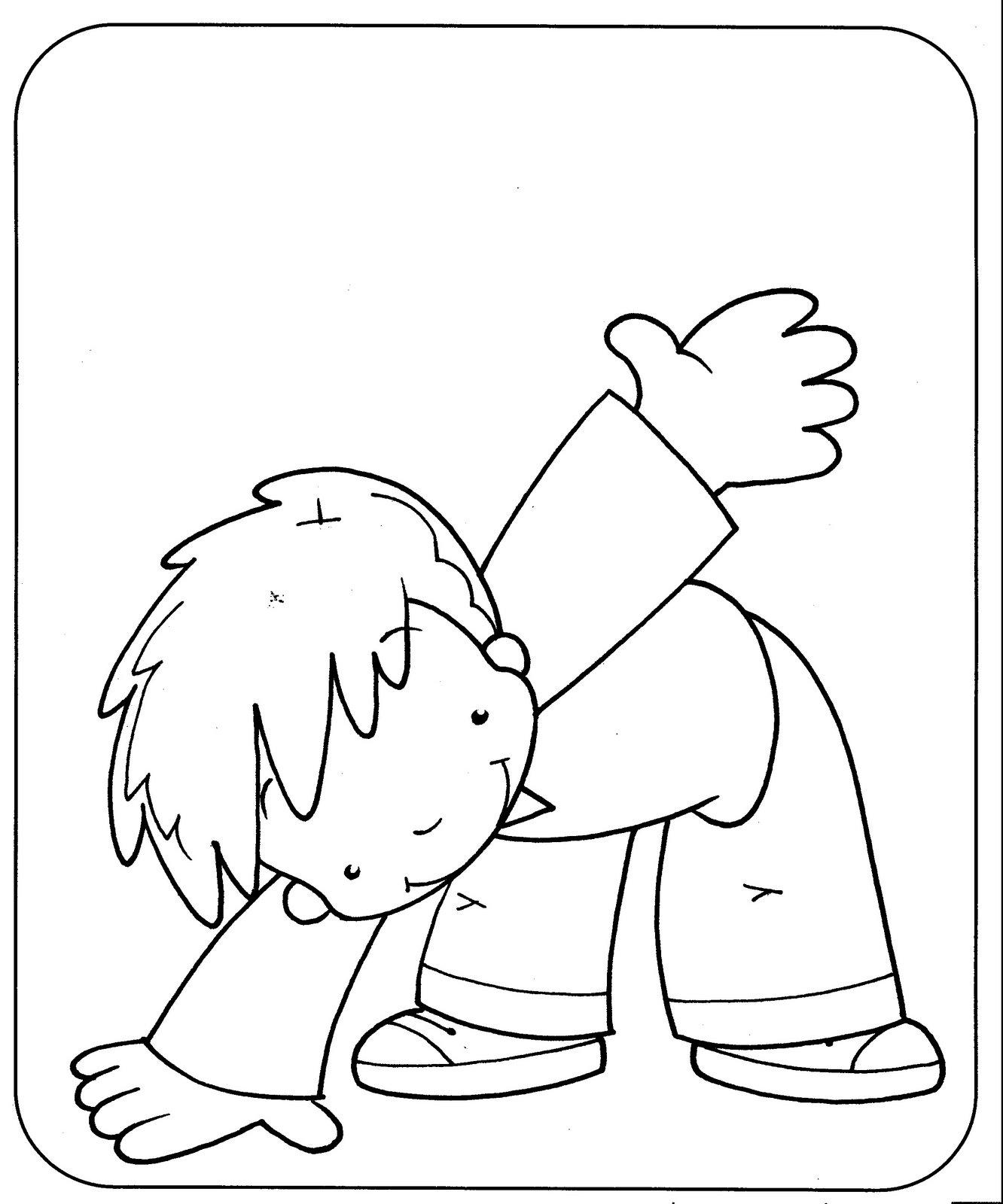 El rincon de la infancia:  Rutinas Diarias (Dibujos )