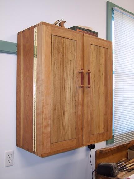 The Village Carpenter Hand Tool Cabinet