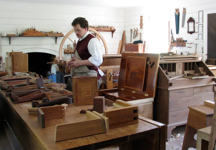The Village Carpenter Joiners And Cabinetmakers At