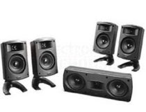 Klipsch Synergy Quintet II Home Theater Speaker System (Five Piece Set)<br />