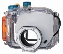 Canon WP-DC12 Waterproof Case for Canon A570IS Digital Camera